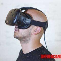 diferencia entre realidad virtual y realidad aumentada