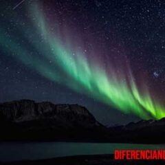 diferencia entre aurora boreal y austral